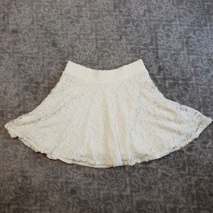 Lace Hollister Skirt